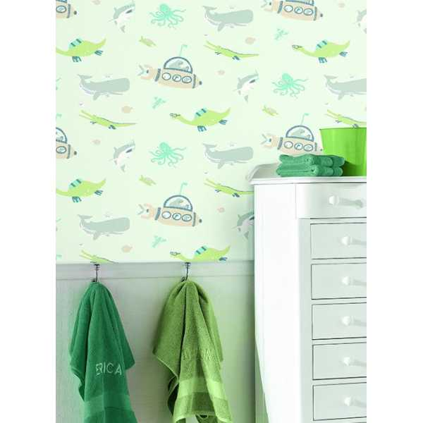 PAPEL DE PAREDE DREAM BIG - WI0185