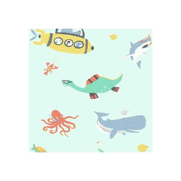 PAPEL DE PAREDE DREAM BIG - WI0186