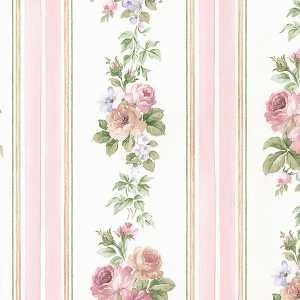 Papel de parede Rose Garden II - CN24639