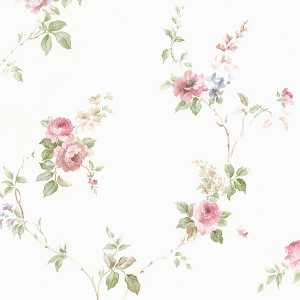 Papel de parede Rose Garden II - CN24621