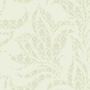 Papel de Parede Silver Leaf - SL5689