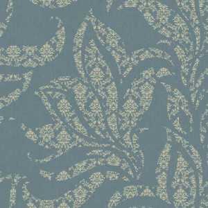 Papel de Parede Silver Leaf - SL5691