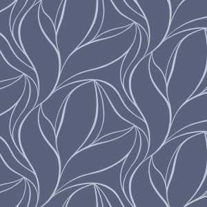 Papel de Parede Silver Leaf - SL5696