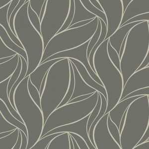 Papel de Parede Silver Leaf - SL5699