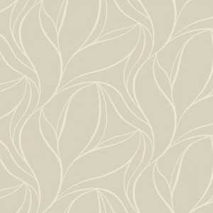 Papel de Parede Silver Leaf - SL5700