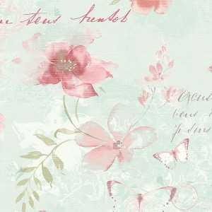 Papel de parede Abby Rose 3 - AB42430