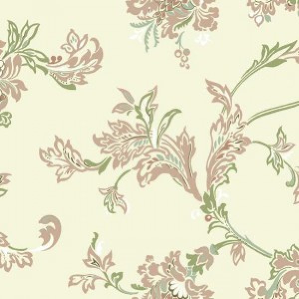 Floral fundo rose