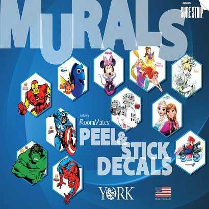 Murals Disney